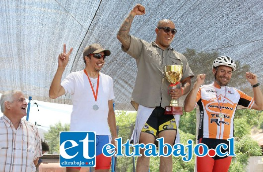 Destacada intervención de deportistas nacionales, participaron en el torneo XCM que tuvo distancias de 40 y 20 kilómetros.