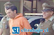 El imputado Wladimir Alexander Donaire Pastrán, tras ser detenido por Carabineros, quedó en prisión preventiva luego de ser formalizado por este delito.