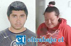 Nicolás Daniel Otárola Tapia (alias 'El Otórala) de 23 años de edad, junto a su pareja delictiva Jéssica Ximena Bustos Vivar (Alias 'La Guatona Jéssica') de 20 años, fueron formalizados en tribunales quedando tras las rejas.