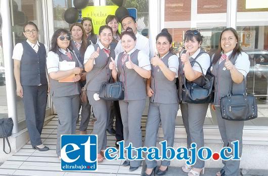En huelga indefinida, se encuentran los trabajadores de ServiEstado, donde también se adhiere San Felipe.