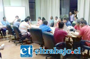En la reunión del martes quedó definido la cantidad de clubes y formato del próximo Amor a la Camiseta.