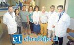 Un nuevo e importante avance en materia de tratamiento de accidentes cerebro vasculares isquémicos, ACVI, acaba de comenzar a funcionar en el Hospital San Camilo.