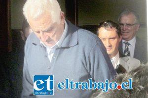 Milton Núñez, sentenciado a cinco años.