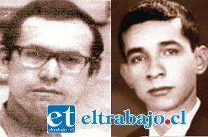 Absalón Wegner y Rigoberto Achú..