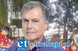 Dr. Christian Beals Campos, Concejal.