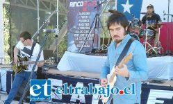 BANDA COCODRILO.- Ellos son los 'cocos' más rockeros del Valle Aconcagua, y estarán este sábado en Poza Herrera.