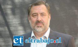 El candidato presidencial Alejandro Guillier visitará hoy San Felipe.