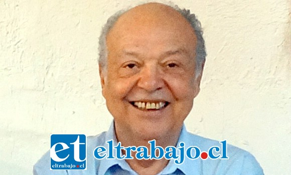 Dr. Eduardo Valenzuela, querido y recordado médico sanfelipeño, Hijo Ilustre de San Felipe.