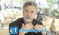 El conocido actor Felipe Armas, será candidato a diputado por el Distrito 6 y dio a conocer una propuesta concreta para el adulto mayor.