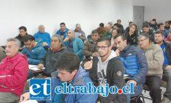 En la sede de la Universidad de Aconcagua San Felipe se efectuó el consejo de Arfa Quinta Región, oportunidad en la cual se lanzaron los torneos de selecciones U13 y U15.