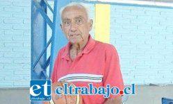 Ayer se cumplieron cuatro años de la partida del destacado referente del deporte sanfelipeño, Samuel Tapia Guerrero.
