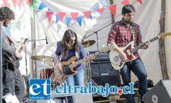 VIENEN SORPRESAS.- Esta banda sanfelipeña tiene un CD grabado, en el que expone estilos como el stoner; el post rock; el shoegaze y el rock progresivo.