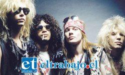 LA PRIMERA BANDA.- Esta es la banda original Guns N' Roses, misma que se formó en Los Ángeles, California, en marzo de 1985, por Axl Rose, los guitarristas Tracii Guns y Izzy Stradlin, el bajista Ole Beich y el baterista Rob Gardner.