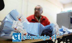 El pasado lunes 21 de agosto es que debían ya estar inscritasen el Servellas respectivas candidaturas para las elecciones de noviembre de este año.