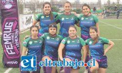 El quince de Halcones FEM será anfitrión de la primera fecha de la liga femenina de rugby.