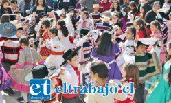 Un total de '277 pañuelos al viento' espera reunir la Municipalidad de San Felipe este domingo para homenajear los 277 años de la ciudad.
