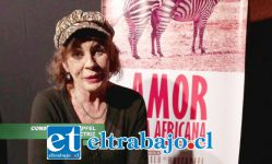La actriz Consuelo Holzapfel es la protagonista de este entretenido Café Concert que los adultos mayores de San Felipe podrán disfrutar totalmente gratis mañana en en el Teatro Municipal, a las 15,45 horas.