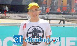 En la serie juvenil, Diego Valderrama ganó todas las maratones de importancia en el país.