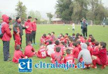 El entrenador del equipo menor de 14 años de Unión San Felipe, recibió un castigo de 7 partidos de suspensión por parte del Tribunal de Penalidades del Fútbol Joven de la ANFP.