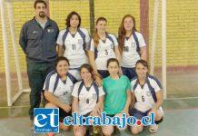 La disciplina del futsal damas también quedó en manos de la UAC.