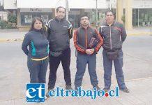 Este fue parte del grupo de tenimesistas que no pudo viajar a Cartagena debido a la falta de transporte.
