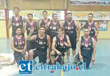 Una vez más y como ha sido una constante en su historia, el Prat se tituló campeón del básquetbol aficionado sanfelipeño.