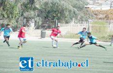 Solo un club aconcagüino logró avanzar a las semifinales de la Copa de Campeones.