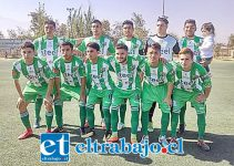 Debut triunfal.- En su estreno en el torneo de la Tercera A Trasandino se impuso como forastero 2 a 1 a Municipal Santiago.