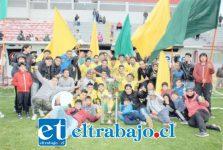 El club Central de Putaendo se convirtió en el mejor de todos en el torneo de la Amistad.