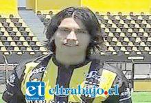El delantero Franco Caballero llega a reforzar el ataque albirrojo para el próximo semestre.