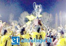 En una gran jornada final que respondió a las expectativas, el club Santa Rosa de Las Cabras se consagró como el nuevo monarca de Afava 2018.