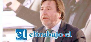 Exsubsecretario de Desarrollo Regional del Gobierno de la expresidenta Michel Bachelet, Ricardo Cifuentes.