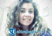 Ella es Estefanía Quijanes, quien va a unir una vez más a los santamarianos en torno a la ayuda solidaria.