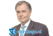 Christian Beals Campos, concejal de San Felipe.
