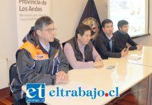 En la Gobernación de Los Andes fue presentado el estudio que busca mejorar las condiciones de seguridad y fluidez vial del Sistema Paso Cristo Redentor.