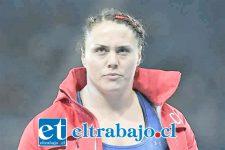La lanzadora de la Bala, Natalia Ducó, dio positivo en un control antidoping.