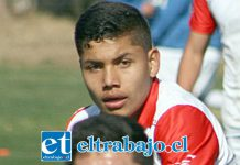 El cadete del Uní Uní, Bastián Rocco, fue convocado a la Selección Chilena U17.