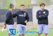 En el regreso de Hernán Madrid (al centro) a su banco técnico, Unión San Felipe superó claramente de Deportes Copiapó.