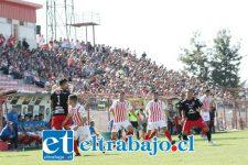El equipo albirrojo decepcionó a la gran cantidad de público que llegó al Municipal para apoyarlo al duelo de ayer ante Ñublense.
