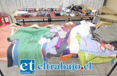 El robo de estas especies se efectuó durante la madrugada de este sábado en el local ubicado en Calle Salinas Nº176 en San Felipe, avaluado en $7.000.000.