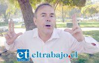 SIEMPRE HUIDOBRO.- Diario El Trabajo habló ayer jueves con el comediante nacional que hoy hará de las suyas en el Teatro Municipal, a las 20:00 horas.