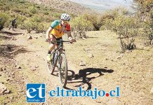 El domingo Santa María será escenario de una de las pruebas más exigentes del Mountain Bike chileno.