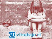 La niña sufrió las agresiones sexuales en la localidad de Tierras Blancas de San Felipe, mientras su madre no estaba en casa, entre los años 2007 y 2013. (Foto Referencial).