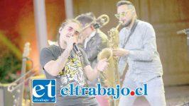 Santaferia, uno de los grupos más populares del momento, será parte de los artistas del Festival Palmenia Pizarro.