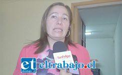 La directora Wilta Berríos presentó el proyecto al concejo municipal, el que fue aprobado.