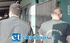 El Gendarme fue detenido en el Centro de Cumplimiento Penitenciario de San Felipe la tarde de este martes. (Foto de archivo. La imagen puede estar sujeta a derechos de autor).
