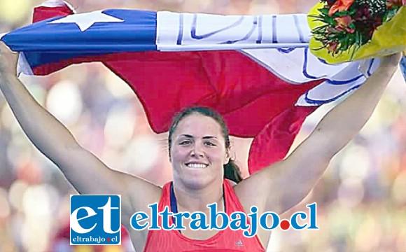 Según trascendidos de prensa, Natalia Duco será sancionada con cuatro años de suspensión.
