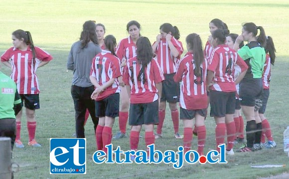 Una serie de combinaciones permitieron que la selección de San Felipe avanzara como mejor perdedor a los cuartos de final del Regional de Mujeres.