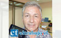 Daniel Toro Celedón es quien hizo la denuncia a través de los medios.