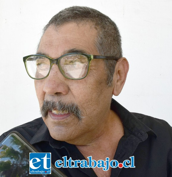 César Orostegui, hijo de doña Luisa del Carmen.